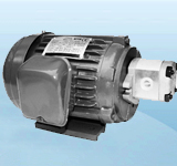 定量齿轮泵机组合